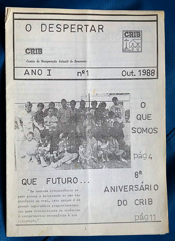 Revista I - O Despertar
