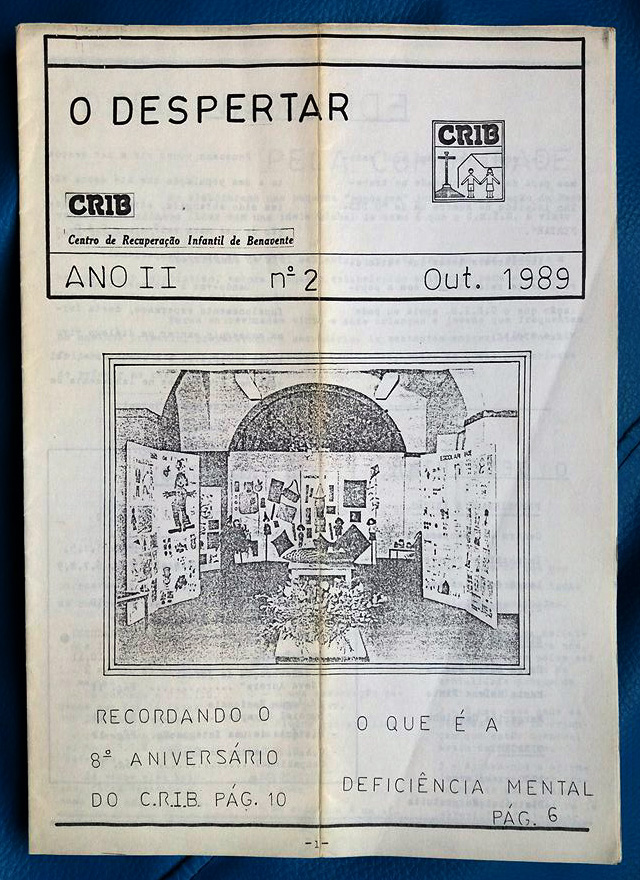Revista II - O Despertar